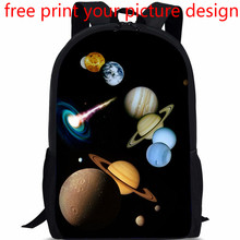 3d rendering production student campus customized backpack male canvas simple sports school bag picture photo custom