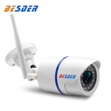 BESDER 720P/960P/1080P Wifi Ip Camera Yoosee Outdoor  Security Wireless Wifi CCTV Surveillance Camera Support SD Card Up To 64GB