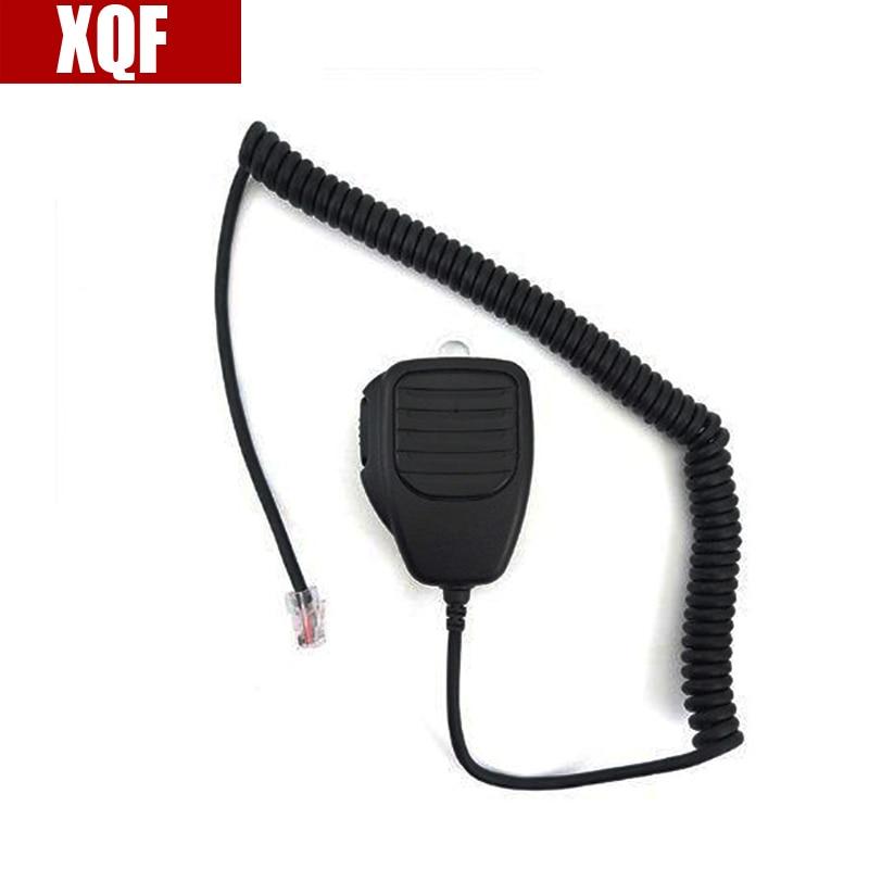 XQF Hand held Speaker Microphone for Icom Mobile Radio IC-7000 IC-2200H IC-2800HXQF Hand held Speaker Microphone for Icom Mobile Radio IC-7000 IC-2200H IC-2800H