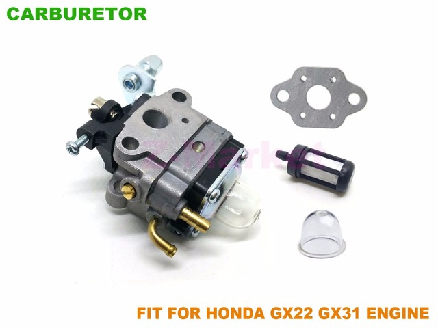 Réglable Carburateur pour HONDA GX22 GX31 Moteur À Essence ...