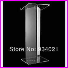 Clear Acrylic Podium Pulpit Lectern Acrylic Table Top Lectern podium