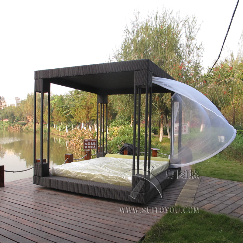 Outdoor Bed Canopy online buy wholesale outdoor daybed canopy from china outdoor