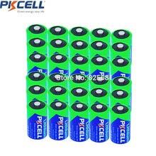30 pièces PKCELL 3V CR2 CR15 H270 850mAh Li MnO2 batterie à usage unique pas rechargeable 3v Batteria pour lampe Radio serrure électronique