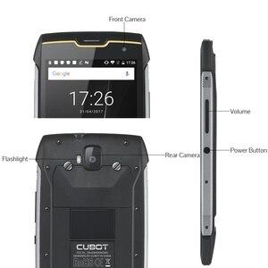 Image 3 - Cubot KingKong IP68 Waterproof Rugged Smartphone 4400mAh Big Battery 3G Dual SIM Android 7.0 2GB RAM 16GB ROM Compass+GPS MT6580