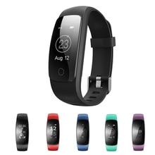 ID107 PLUS GPS app men women sport watch heart rate monitor fit watch
