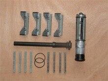 Профессиональная Машина инструменты диаметр цилиндра хорнинг инструмент хонингования голову абразивный блок Dual grit grinding отточить (39 мм-66 мм)