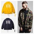 2017 Autumn New Men Coachs Coat High Quality Windbreaker Coachs Jackets Brand Clothing Streetwear Hip Hop Coachs Coats M-XL