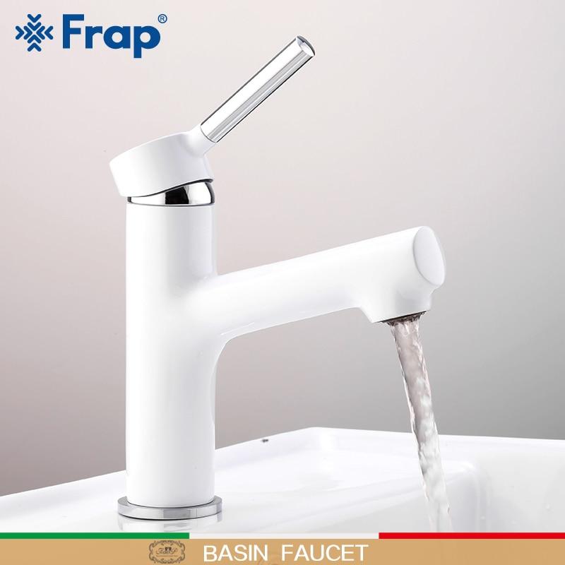 FRAP Basin Faucets brass bathroom basin sink mixer water tap torneira wash basin sink faucets bath