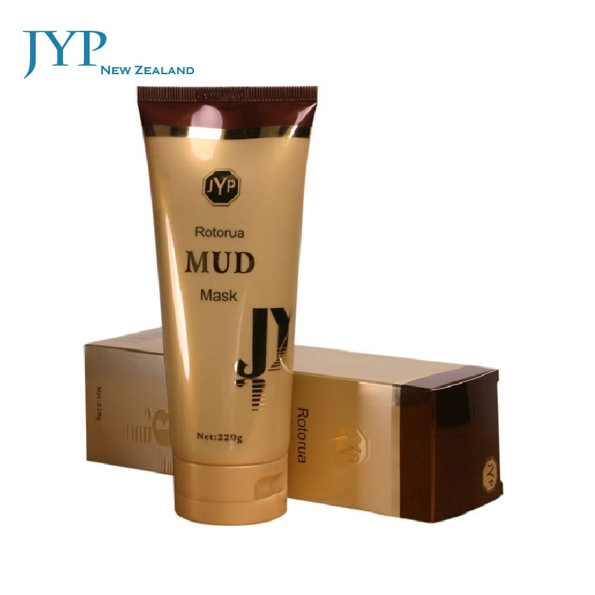100%NewZealand JYP High Quality Deep Cleaning Mud Mask Draw Out Impurities Remove dead skin cells Make Skin Feel Clean Refreshed