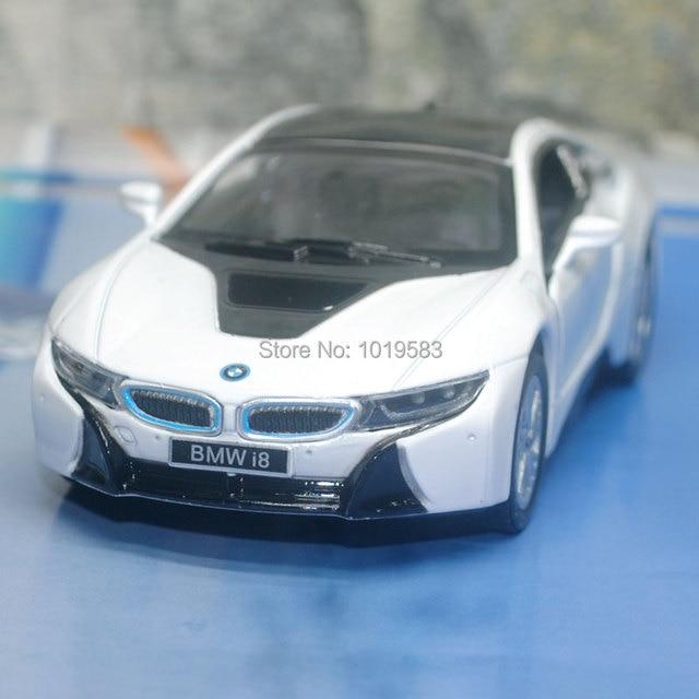 marke neue kt 1 36 skala auto modell toys deutschland i8. Black Bedroom Furniture Sets. Home Design Ideas