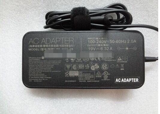 NEW Slim 120W 19V 6 32A Original Genuine AC DC Adapter Supply for ASUS N550JV DB71