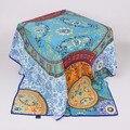 Patrón clásico imprimir bufandas