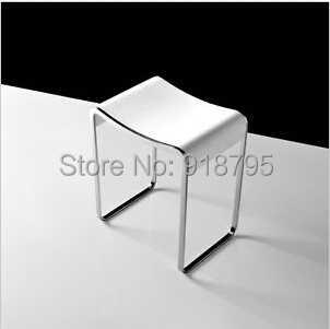 Solid Surface Stone Kleine Badkamer Krukje Bankje Stoel Badkamer Stoom Douche Krukken 16x12 Inch Sw140 Stool Stool Chairstool Bathroom Aliexpress