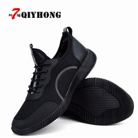 New Brand Men Casual Shoes 2018 New Two Styles Fashion Mesh Breathable Men Summer Shoes Super