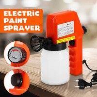1PC Electric Paint Sprayer Air Less Paint Sprayer Hand Held Spray Gun For House Painting Sprayer 220V EU Plug /110V US Plug