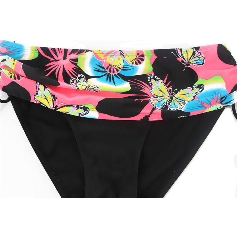 Cooclo Brand Plus Size 7XL Әйелдер Bikinis Set Butterfly - Спорттық киім мен керек-жарақтар - фото 2