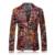 Envío gratis 2015 nueva llegada hombres de ocio trajes Blazers 2015 Blazer moda Slim Fit Casual Suit Outwear regalo del amante