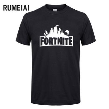 Fashion Brands Fortnite Men/Women T shirt Casual short sleeve men's T-shirts print t shirts camisetas hombre tops tees TShirts