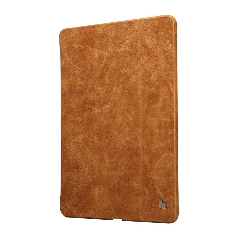 Jison ケースための本革スマートカバースタンド iPad プロ 10.5 2017 ケース高級レザー Coque タブレットケース ipad の 10.5 インチ Capa