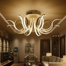 Llevó las luces de Lámparas para el Dormitorio Sala de estar Lustre araña luminaria lamparas de sala Lámparas de techo accesorio de iluminación