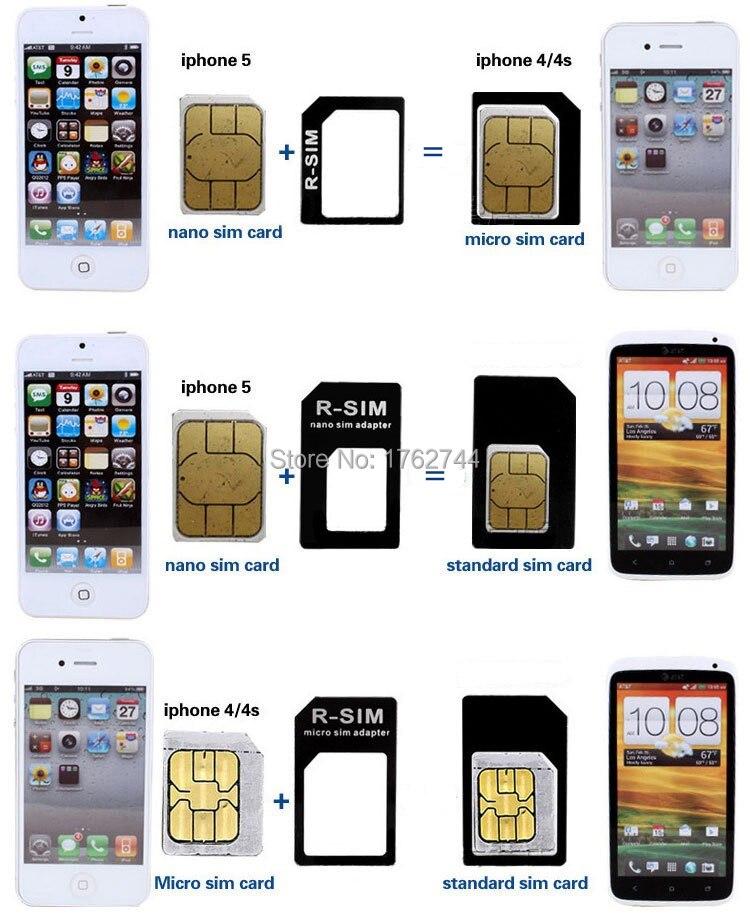 Iphone 6s Sim Karte.Us 6 5 10 Stücke 4 In 1 Dual Sim Karte Adapter Für Iphone 6 5 Samsung Nano Sim Karte Adapter Zu Micro Standard Sim Karten Adapter Eject Pin In 10