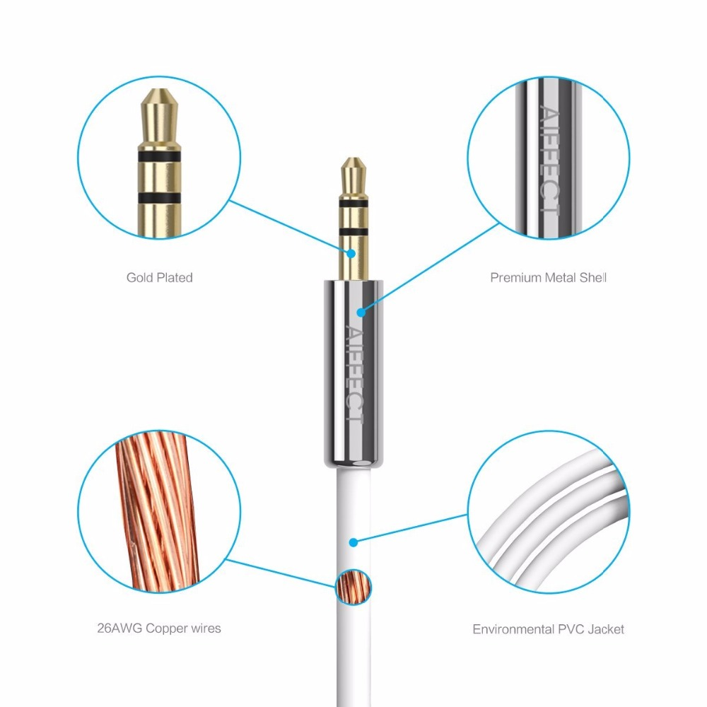 hight resolution of aiffect jack 3 5mm cable auxiliary aux audio cable aux cord line wire for car headphone home stereos phone mp3 on aliexpress com alibaba group