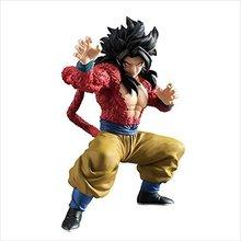 New Super Saiyan 4 Son Goku Gokou Dragon Ball GT 11CM Bandai Shokugan Dragon Ball Styling Action Figure