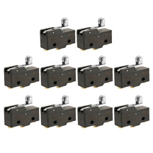 10pcs Mini Micro Limit Switch Z-15GW22-B Momentary Limit Micro Switch Snap Action Switches limit switches bz rw842214 p4 page 4