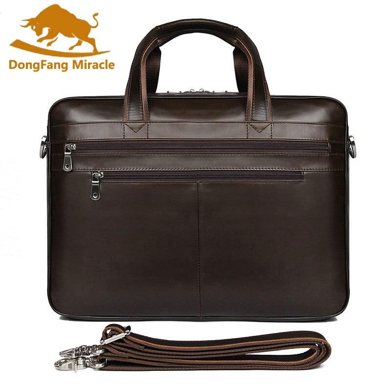 Мужской портфель сумка из натуральной кожи сумки для ноутбука большая сумка мессенджер мужской кожаный портфель s деловые сумки на плечо дл...