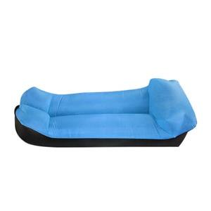 Image 2 - Outdoor Inflatable Air Sofa Holiday Seaside Beach Water Lazy Bone Sofa Wild Sleeping Bag Outdoor Seating Garden Sofa