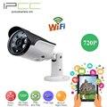 Ipcc con 8g tf tarjeta de red de vigilancia de seguridad cctv ir noche vison 720 pwifi cámara ip impermeable al aire libre