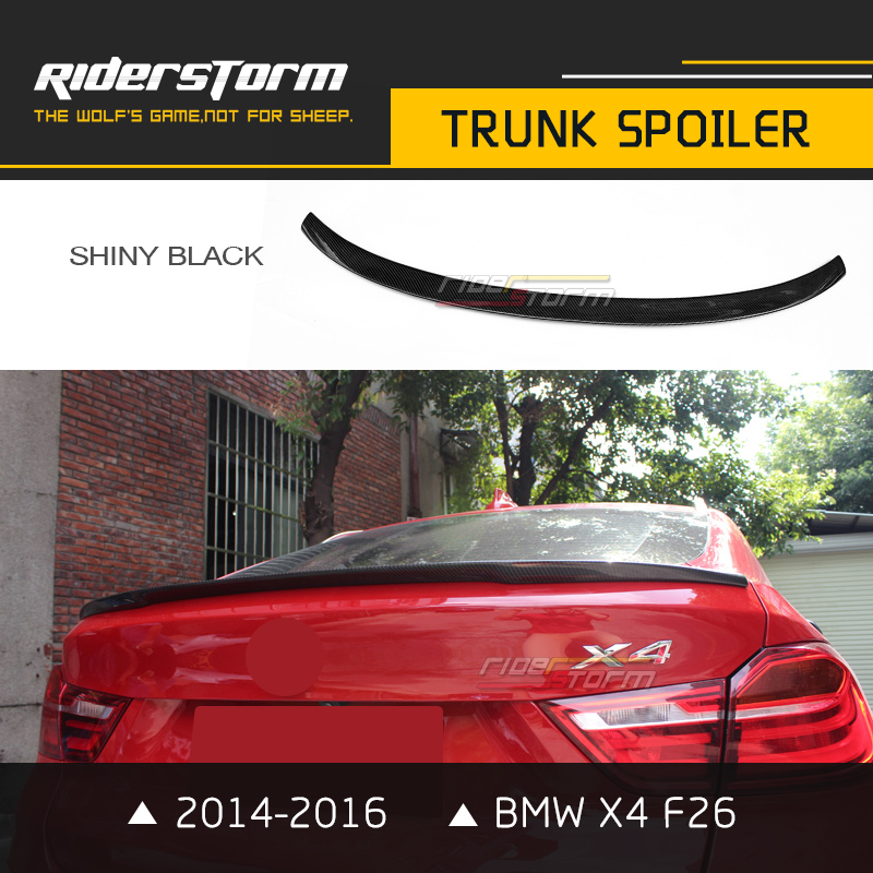 Bmw Xdrive28i: For BMW X4 F26 High Performance Spoiler Rear Trunk Bootlid