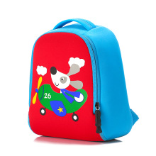 Amusive Animal Printed Colorful Neoprene Toddler's Backpack