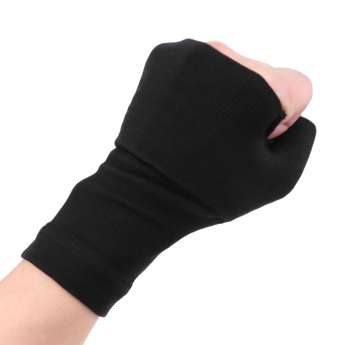 1 Paar Handgelenk Unterstützung Kompression Halbe Handschuhe Handgelenk Schutz Arthritis Brace Sleeve Medizinische Elastische Palm Hand Fitness Hülse Wrap