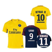 Adultos Camiseta 2017 camisetas de fútbol PSG Tailandesa AAA de calidad  Superior Qualit hombres camiseta de a05b000b3