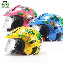 WOSAWE Children Bicycle mtb Ful Face Helmet Motorcycle Kids Helmets Motorbike Childs MOTO Safety Headpiece Protection Gear