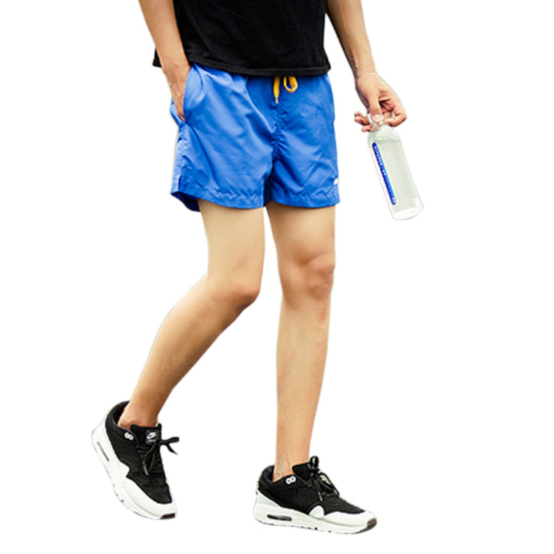 Mens Quick Drying Short Active Trunks Workout Cargos Man Jogger Boxers Sweatpants Board Beach Shorts Men Bottoms New