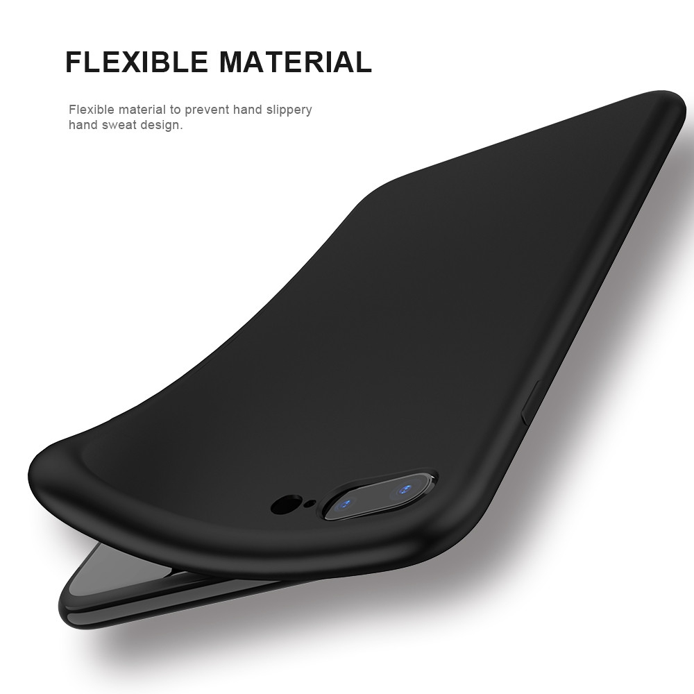 FLOVEME Soft Silicon Case For iPhone 5S 5 SE iPhone X 7 6 6S Plus Phone Cases Ultra Thin Cover For iPhone X 7 6 5S Accessories