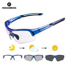 ROCKBROS 2019 Photochromic Glasses Cycling Hiking Eyewear UV400 Sports