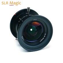 Объектив SLR Magic 8 мм f/4,0 для камер Micro Four Thirds M4/3 Panasonic Olympus