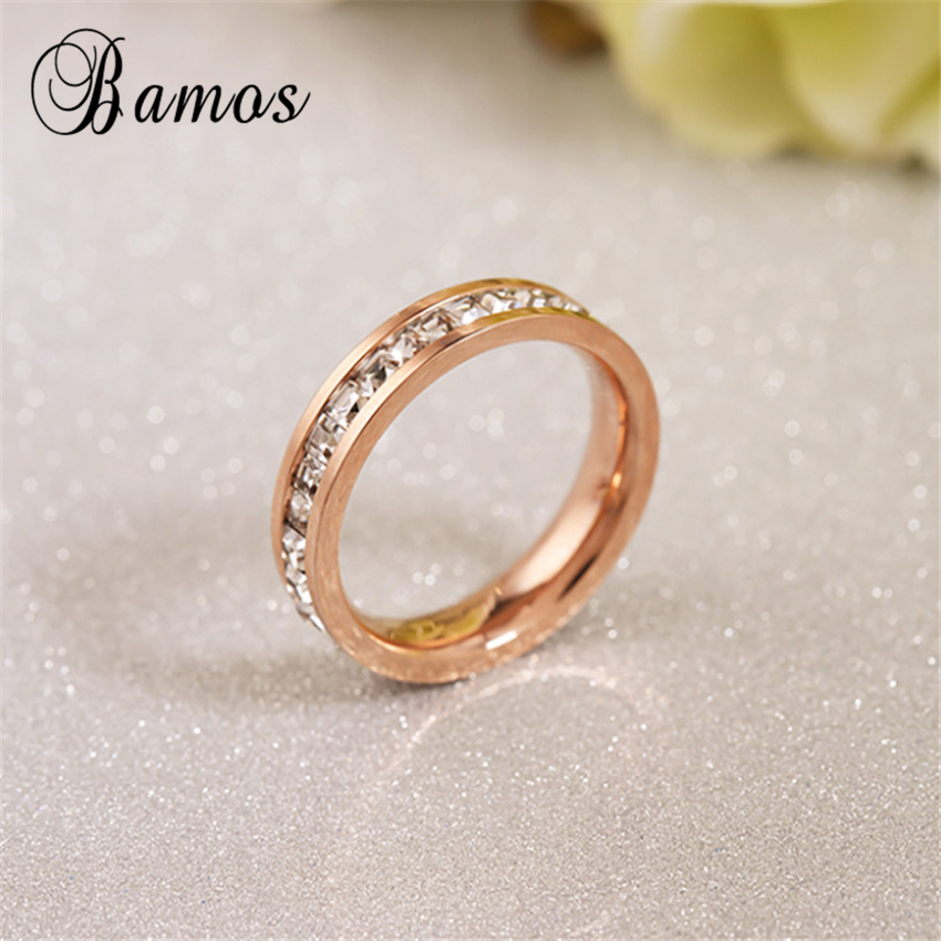 Ring Promise Wedding Engagement Rings For Women Best Gifts 3