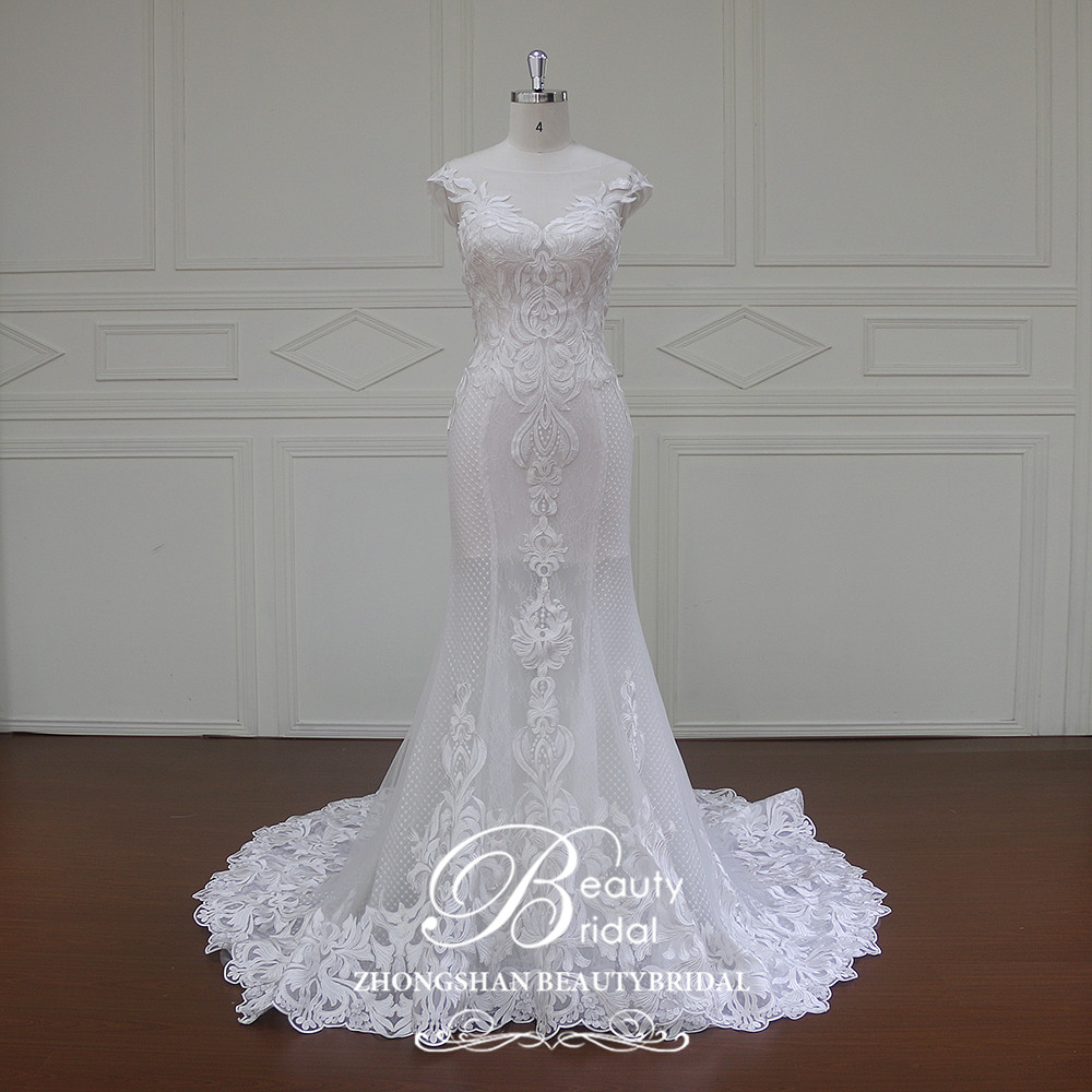 Royal Wedding Ball Gown: Beauty Bridal 100% Real Photos Luxury Wedding Dresses
