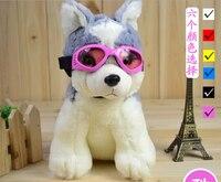 Moda a Prova di UV Pet Occhiali Da Sole All'aperto Antivento Dog Occhiali Safty Eye Shield Protettivi Grooming Eyewear