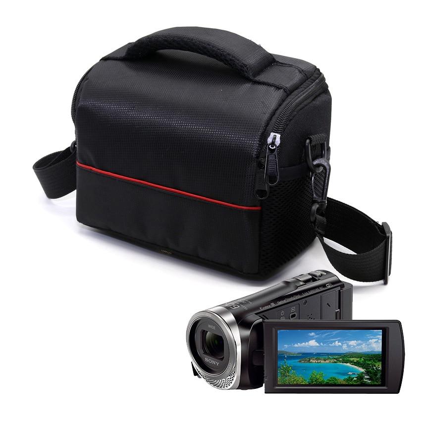 Camcorder DV Bag For Sony NEX 5N 5T 5R PJ820E 675 CX405 CX455 CX450 CX230E CX240E CX610E PJ410 PJ600E PJ670 PJ240E 350E DV Case недорго, оригинальная цена