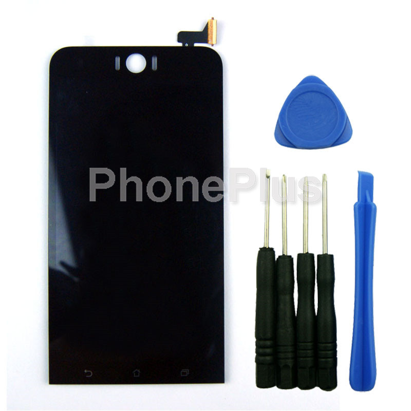 For ASUS ZenFone Selfie ZD551KL Touch Screen Panel Digitizer Glass LCD Display Assembly With Tools