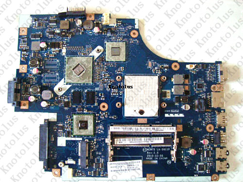 MBPUU02001 La 5911p for font b ACER b font ASPIRE 5551 5552 laptop motherboard DDR3 Free