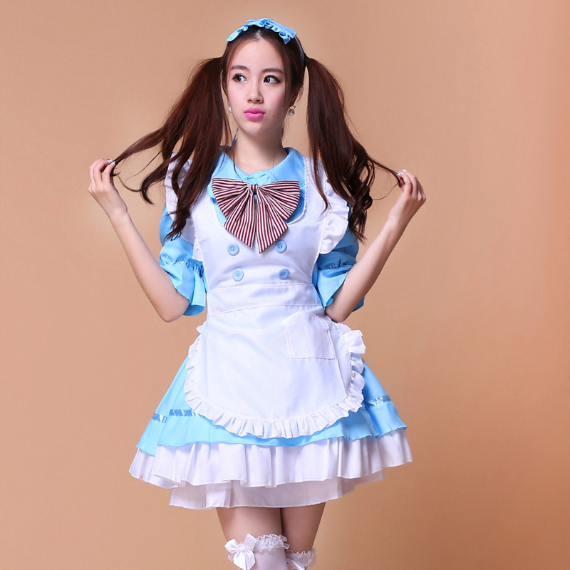 Lolita Princess Japanese Maid Uniform