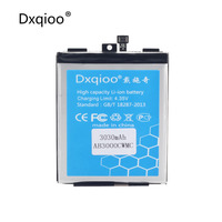 Dxqioo AAAAA Battery Fit For PHILIPS Xenium I908 CTI908 AB3000CWMC Batteries