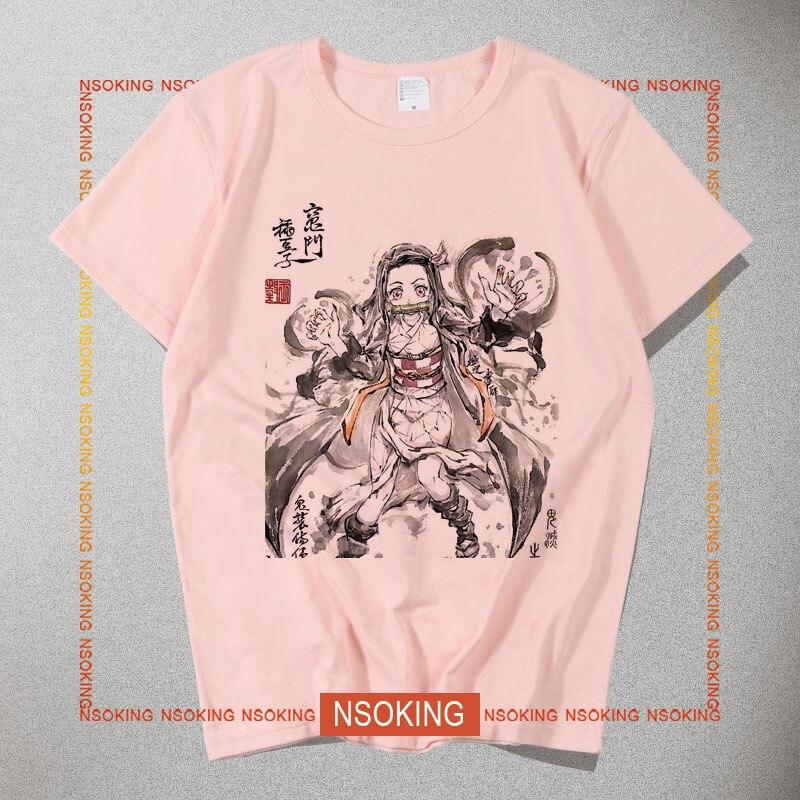 鬼灭之刃新T恤模板04