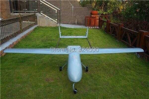 Mugin 3m UAV Plane T H-tail with power combo ARF Gas <font><b>Engine</b></font> <font><b>RC</b></font> Model Airplane FPV Remote Control Aircraft Carbon Fiber Tail Toys